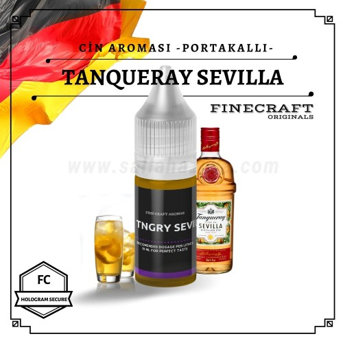 Tnqueray Sevilla Orange (Portakallı) Cin Aroması 10ML