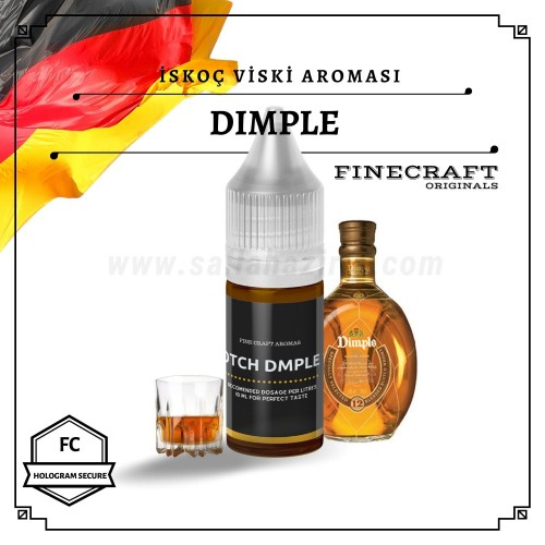 Dmple 12 İskoç Viski Aroması 10ML