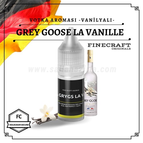 Grygs - La Vanille Vodka Aroması 10ML
